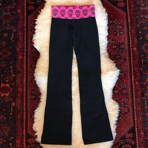 Pink by Victoria's Secret Flare Yoga Pants